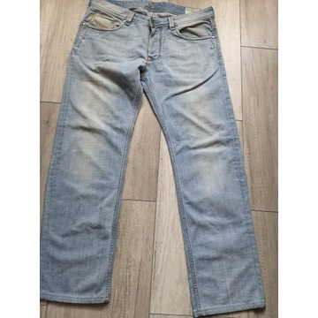 Spodnie diesel larkee
