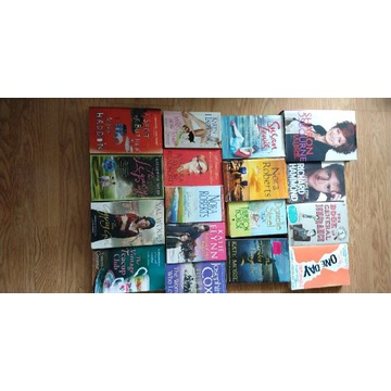 Zestaw książek angielski 17 sztuk