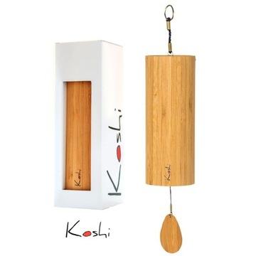 Oryginalne Dzwonki wietrzne Koshi Ignis - Ogień