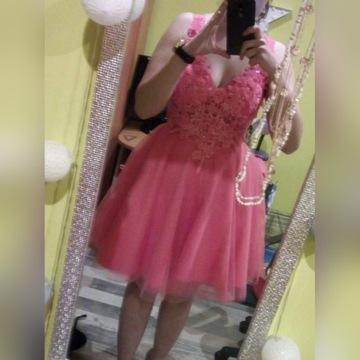 Suknia balowa rozmiar M