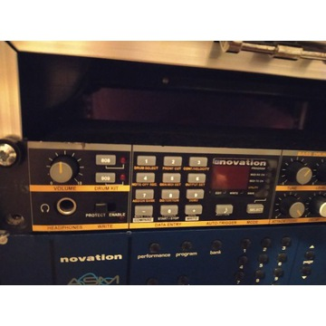 Novation drum station automat perkusyjny