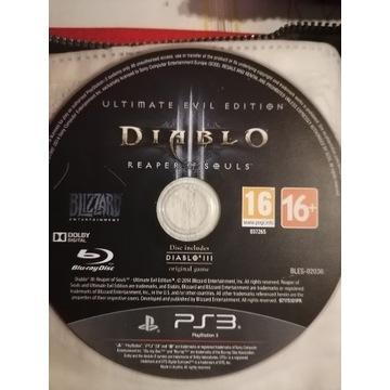 Gra na konsole PS3 Diablo3 Reaper of Souls j.PL