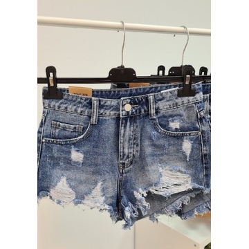 Szorty jeansowe vintage XS S M