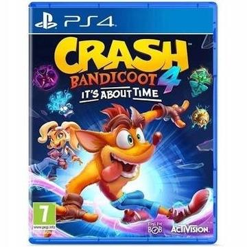 Crash Bandicoot 4 ps4 pl