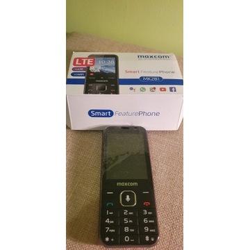 Maxcom MK281 z 4G (LTE) - jako router OKAZJA !!!