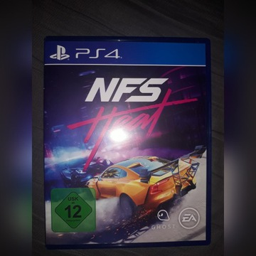 NFS Heat Need For Speed Ps4