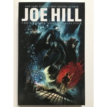 Joe Hill Graphic Novel Collection