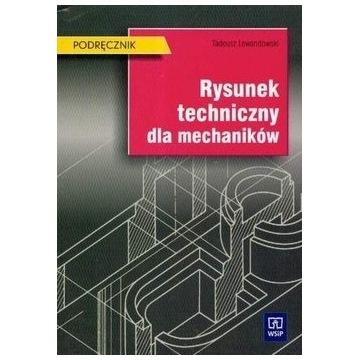 Rysunek techniczny dla mechaników WSIP