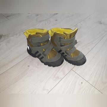 Buty zimowe chłopięce Adidas rozm. 27