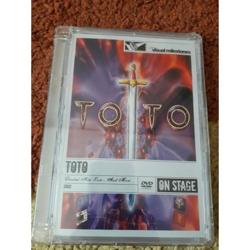 TOTO - Greatest Hits Live... And More DVD NOWY