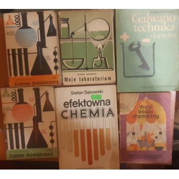 Kolekcja książek Stefan Sękowski