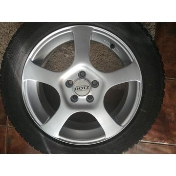 Felgi aluminiowe Dotz Imola z zmówkami 205/55 R16