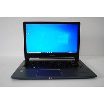 TOSHIBA SATELLITE U945 SSD i5-3317U 6GB W10 500GB