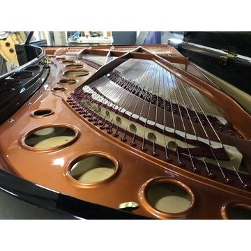 Fortepian Bosendorfer 280cm po generalnym remoncie