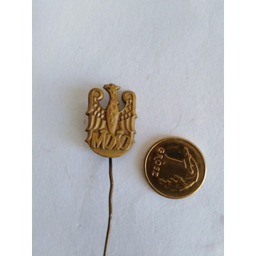 Odznaka MOSO