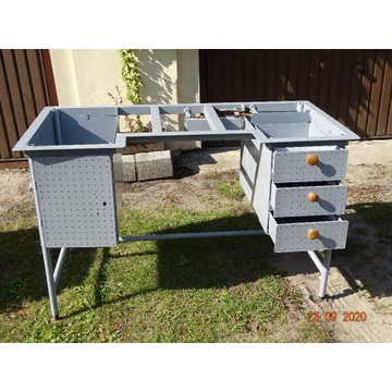Stół/biurko warsztatowe