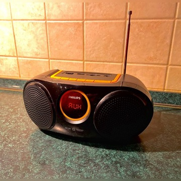 Philips AT10/00 RADIO / USB / SD / BLUETOOTH /!!!