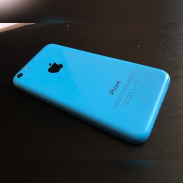 iPhone 5C 8Gb niebieski