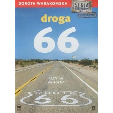 DOROTA WARAKOMSKA DROGA 66 PŁYTA CD