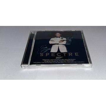 Newman- Spectre ost- wydanie japońskie Japan