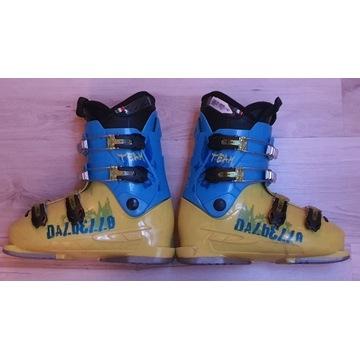 Buty narciarskie Dalbello Team Juniorskie 24,5