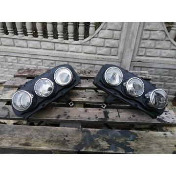 Reflektory lampy przod przednie Alfa 159