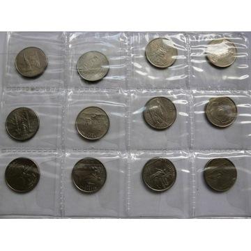 USA 1/4 ćwierć dolara dolarówki zestaw stanów