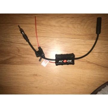 Wzmacniacz fm samochodowy  ACZON AC-HT01. 25dB