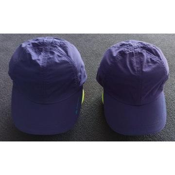 czapka z daszkiem Decathlon Quechua Junior 2 szt
