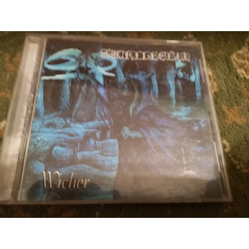 SACRILEGIUM - Wicher CD PAGAN 1996