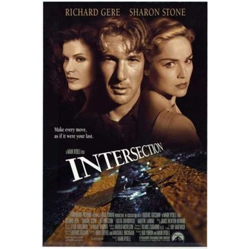 2 x VCD Intersection Gere Stone Davidovich