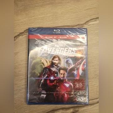 Avengers Blu-Ray 3D + Blu-Ray. Polski dubbing 5.1