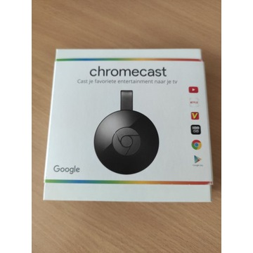 Google Chromecast gen2