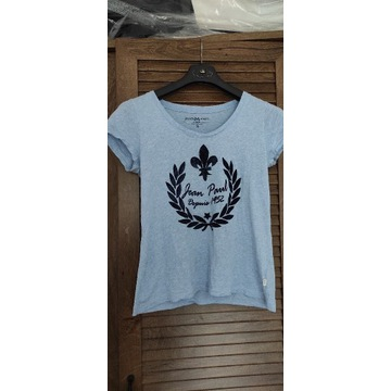 T-shirt Jean Paul S/36 logo