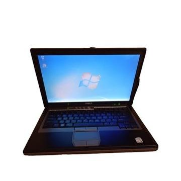 Laptop Dell Latitude D620 windows 7