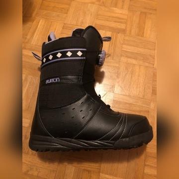 Buty snowboardowe Salomon Kamooks rozmiar 40,5 41 (26 cm
