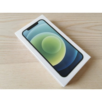 iphone 12 128GB 5G Nowy PL  Green