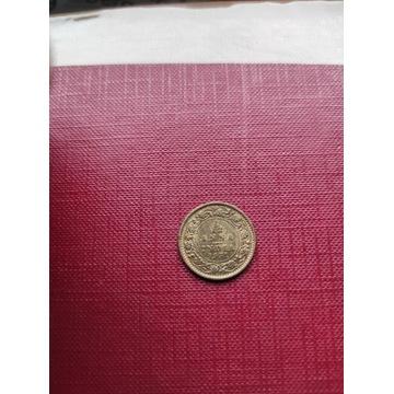 1/12 Anna 1931 Indie Brytyjskie piekne