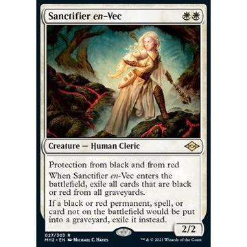 MTG: Sanctifier en-Vec (FOIL)