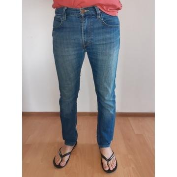 Spodnie męskie Lee W30 L30 Daren niebieskie Jeans