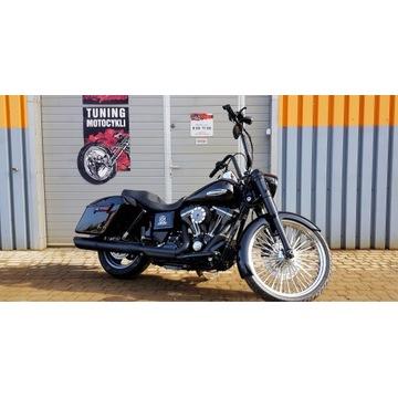 Harley - Davidson Dyna