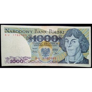 1000 zł - 1979 - BU -