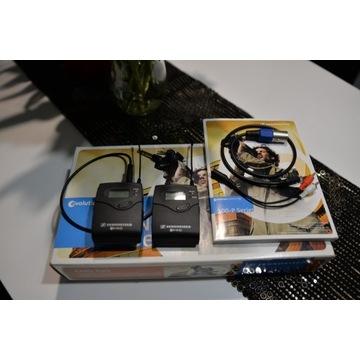 Mikroporty SENNHEISER EW100 G3 - 626.300MHz