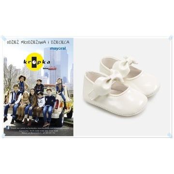 Buty dla dziewczynki 9286 MAYORAL rozmiar 19