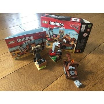 Lego Juniors Składowisko u Złomka, 10733
