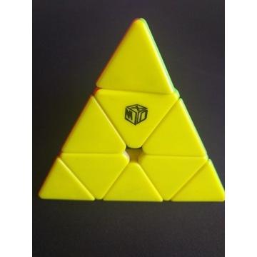 X-Man Design Bell Magnetic Pyraminx Stickerless