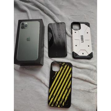 iPhone 11 pro max 256 GB / Nocna Zieleń