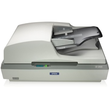 SKANER EPSON GT-2500 + LAN - Uszkodzony separator