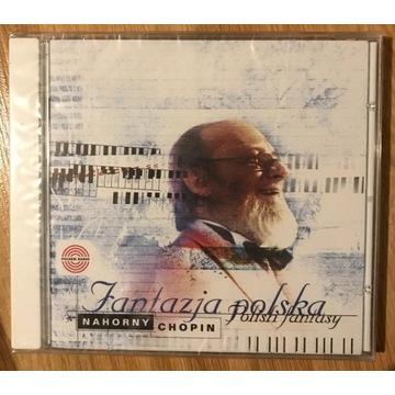 NAHORNY CHOPIN:Fantazja polska CD-(jazz)