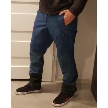 Spodnie softshell męskie NOWE Mammut 36 XL